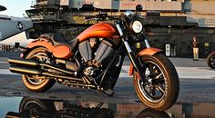 2013 Victory Judge - an All New Muscle Bike | LeatherUp Blog