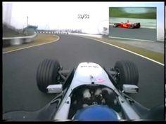 Mika Like A Bullet... #F1  #Formula1  #F1Classics  #JapaneseGP Via reddit