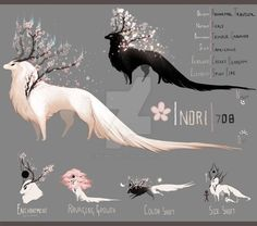 Cute Fantasy Creatures, Mythical Creatures Art, Mythological Creatures, Cute Creatures, Magical Creatures, Creature Concept Art, Creature Design, Cute Animal Drawings, Cute Drawings