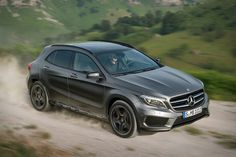 2015 Mercedes-Benz GLA-Class - Turbocharged 2L 4cyl engine at 208 hp & 258 lb-ft of torque, 4-Matic all-wheel drive