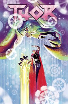 Who else is really happy with Mike Del Mundos art on Thor? Thor 2, Loki, Thor Marvel, Marvel Comics Art, Fun Comics, Marvel Heroes, Marvel Characters, Cosmic Comics, Best Comic Books