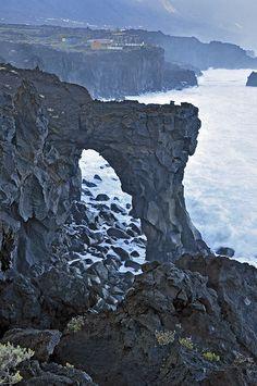 La Maceta. El Hierro Islas Canarias, Spain.