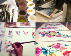 Woking Girl Designs - this blog is amazing! So fascinating to learn about print textiles.