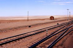 Mongolia - only railway in mongolia; transsib