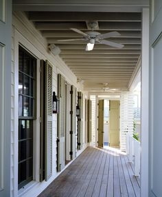 Bobby McAlpine porch...what's not to love
