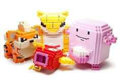 pokemon legos | Lego Pokemon