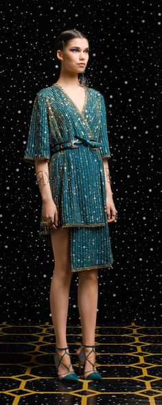 Georges Hobeika Fall-winter 2018-2019 - Ready-to-Wear - http://www.orientpalms.com/Georges-Hobeika-7193