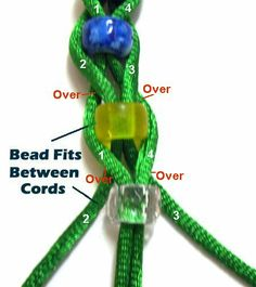Free Macrame patterns for beginners and experienced artisans. Learn a variety of basic and complex knots. Macrame Jewelry, Macrame Bracelets, Wire Jewelry, Jewellery, Bead Crafts, Jewelry Crafts, Handmade Jewelry, Free Macrame Patterns, Beading Patterns