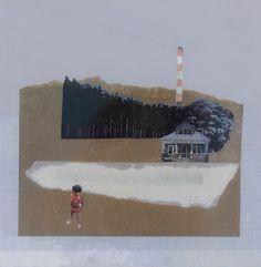 I - Mairi Timoney Mixed Media, Collage, Illustration, Painting, Art, Art Background, Collages, Illustrations, Painting Art