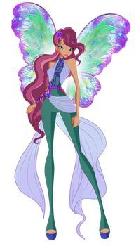 Winx Club - Bloom Tynix - Couture CGI by Feeleam on DeviantArt Winx Club, Winx Cosplay, Twilight Equestria Girl, Les Winx, Mermaid Fairy, Fairy Pictures, Fairy Clothes, Muse Art, Bloom