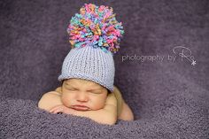 Knit Baby Hat Great for...