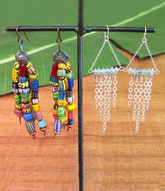 Come make two different but fun earrings at our next Ladies Night! March 8th at Beadniks VA Beach