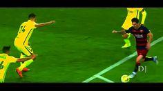 Футбол   Финты и Голы 2015 2016 Криштиану Роналду, Месси, Неймар, Мемфис...