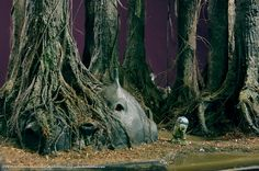 FichtenFoo » Dagobah Diorama