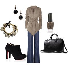 My Style - Casual, created by kristenmycoveredb...