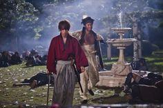 Larger resolution image of Rorouni Kenshin Live Action at 800x800 uploaded by derek38