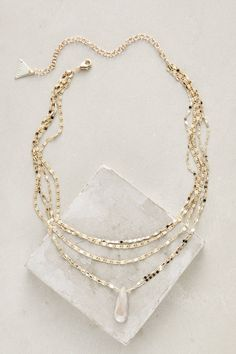 Dreamlake Collar Necklace - anthropologie.com