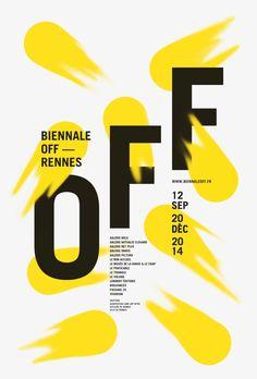 Biennale OFF - Art contemporain / Rennes - Le Jardin Graphique