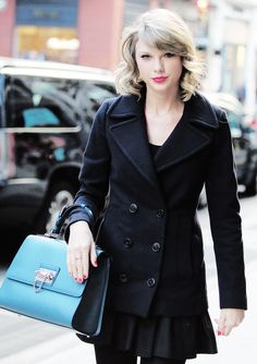 Out and about in NYC 01/16/2015 Taylor Swift