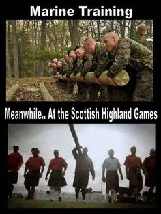 Funny pictures about Why You Never Mess With The Scottish. Oh, and cool pics about Why You Never Mess With The Scottish. Also, Why You Never Mess With The Scottish photos. Scottish Highland Games, Scottish Highlands, Scottish Gaelic, Scottish Clans, Scottish Kilts, Marines Funny, Starwars, Cosplay Anime, Military Humor