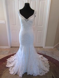 Allure Bridals 2800 from The Last Minute Bride