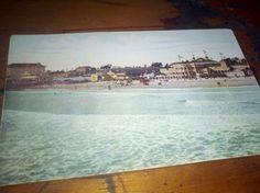 Strand Long Beach, California (front)