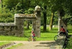 L'Abbaye du Relec, Plounéour-Menez, Monts d'Arrée, #Bretagne #Finistere #Brittany