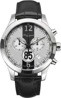 wooow 85-Series Chrono Silver FR0302