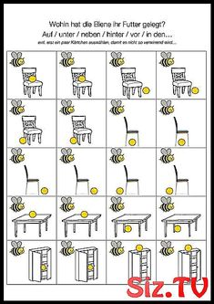 Memory zu Pr  positionen    Sprache Memory zu Pr   #Kindergarten_sprche #memory #Präpositionen #Sprache Kindergarten Lesson Plans, Memories, How To Plan, Parenting, Language, Legends, Souvenirs, Remember This