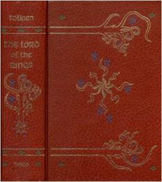 THE LORD OF THE RINGS - COLLECTORS EDITON: J. R. R. Tolkien. my favorite book!