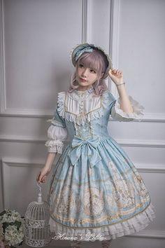 Hinana -Angels In Dreams- Lolita Accessories