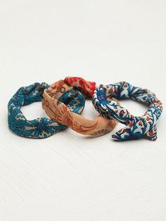 bun wire ties