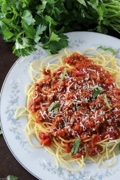 Pastor Ryan's Bolognese Sauce | Recipe | Bolognese Sauce, Sauces and ...