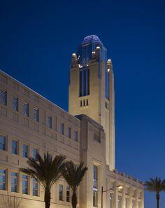Carillon Tower at The Smith Center - Las Vegas, NV