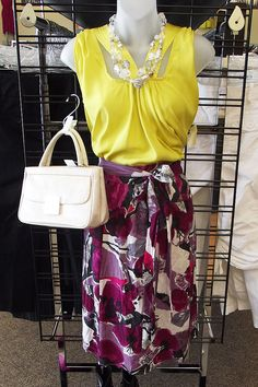 Spring fashion looks good at our Clothes Mentor women's clothing resale store in Highland Village, TX http://www.facebook.com/ClothesMentorHighlandVillage