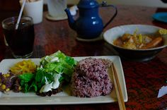 """cafe & dining named """"Ouchi"""" in Okinawa city"""