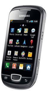 Samsung Galaxy Next Turbo 3.14 pollici, Colore Grigio