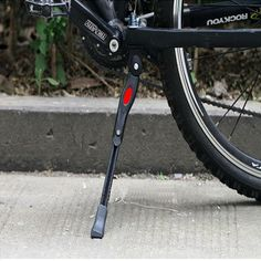 """20/'/' Bicycle Cycle Bike Cycling Support Side Kick Stand Rear Kickstand Kids 12/"""""""