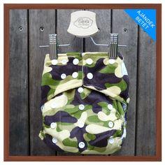 Zsebes mosható pelenka, velúr textil belső anyaggal G2-S DM 609 (Minky)