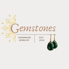 A beautiful neutral design for a sophisticated small business Blog Banner, Youtube Banners, Public Profile, Gemstone Jewelry, Muse, Neutral, Gemstones, Digital, Business