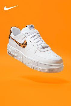 Cute Nike Shoes, Cute Nikes, Cute Sneakers, Jordan Shoes Girls, Girls Shoes, Nike Shoes Air Force, Swag Shoes, Aesthetic Shoes, Fresh Shoes