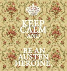 If you love Jane Austen like I do, you'll love this. Figure out which heroine you are! I fancy myself an Elinor Dashwood, or Anne Elliot, or Lizzie Bennet I Love Books, My Books, Library Books, Jane Austen Books, Little Bit, Pride And Prejudice, Matthew Macfadyen, The Book, Keep Calm