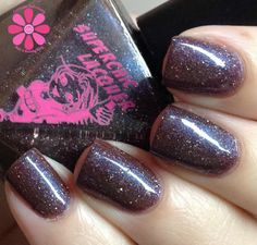 Superchic Lacquer - Mmm Chocolate Snocaps