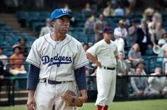 "Coming November 1: ""42""This 2013 film about Jackie Robinson (played by Chadwick Boseman) follows his... - Warner Bros"