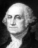 A biography of George Washington for Presidents' Day