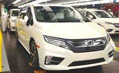 2018 Honda Odyssey Awd Rumors 2018 Honda Odyssey Review 2018 Honda