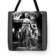Diana Sculpture Vintage Tote Bag by Laura Greco