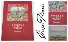 """Libro gigante """"Egerton en México 1830-1840"""" profusamente ilustrado en offset por Editorial del Valle de México S.A. en 1980. Edición limitada a 1,000 ejemplares. Excelente estado de conservación. Preguntar el Precio ~ Price Upon Request."""