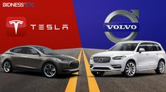 Tesla Motors Inc, BMW To Watch Out For New Volvo's XC90 T8 SUV