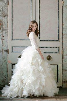 chic #weddingdress #topdress #dresses #fashion